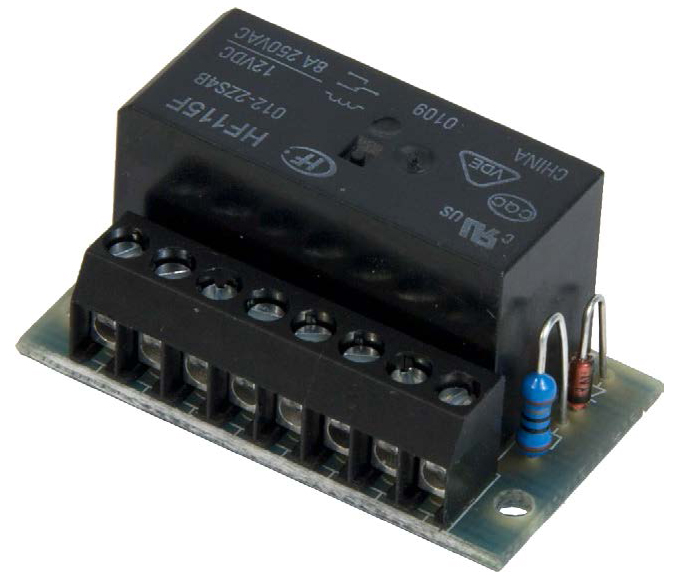 Massoth eMOTION Relay Board - 8Amps
