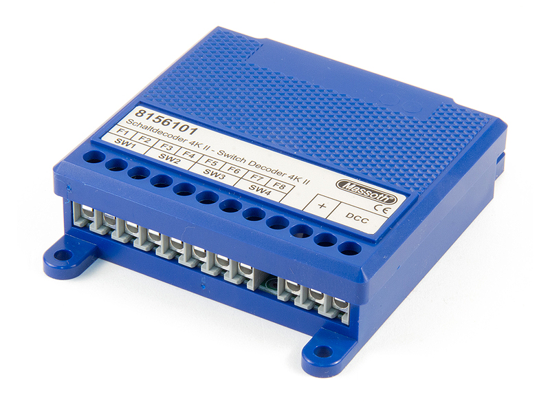 Massoth Dimax 4 Channel Switch Decoder